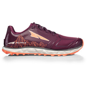 Altra Superior 4 Running Shoes Dame plum